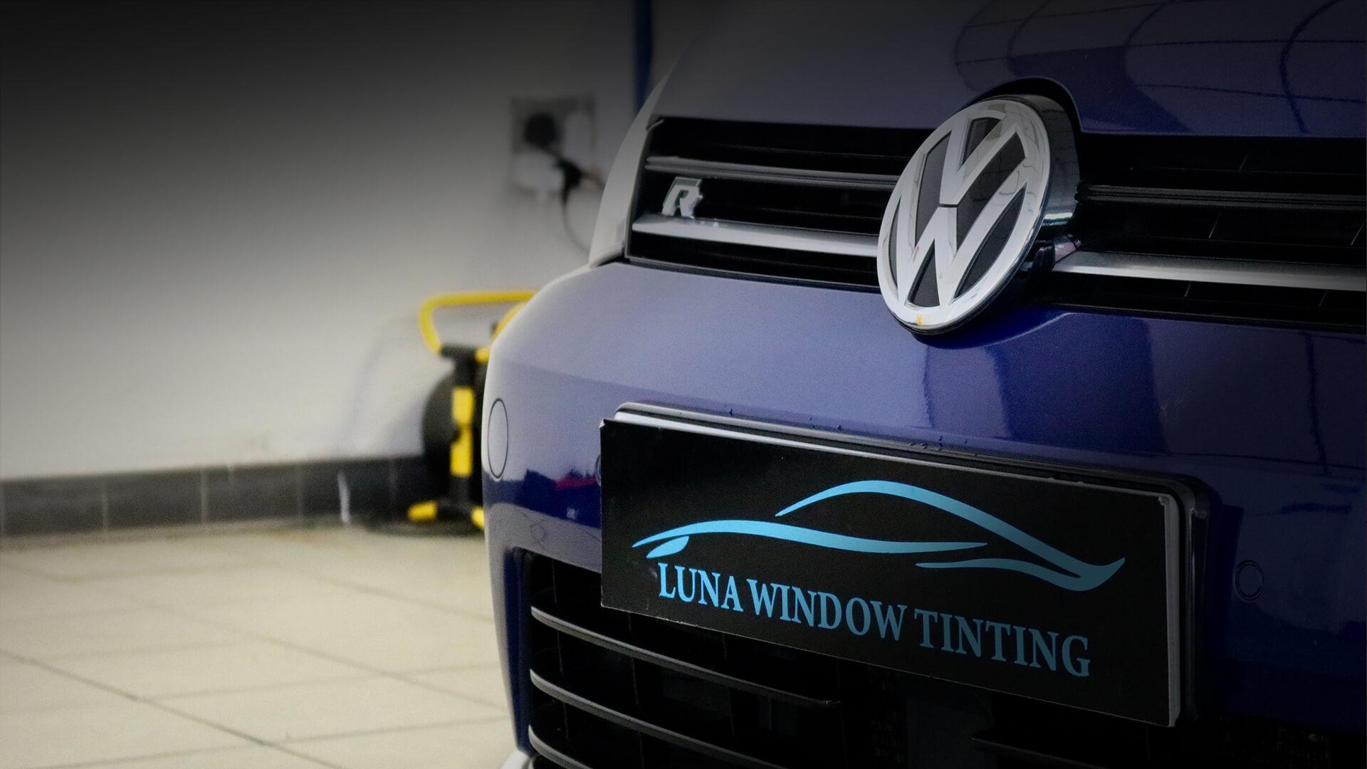 Luna Window Tinting | Car Window Tinting in Manchester
